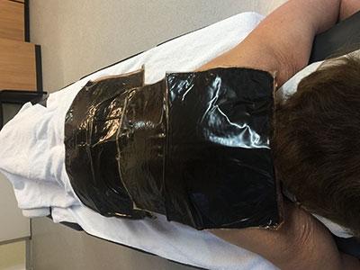 Wärmetherapie - Moorpackung
